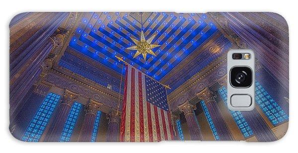 Indiana War Memorial Shrine  Galaxy Case