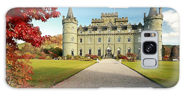 Inveraray Castle Galaxy Case