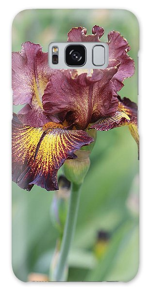 Iris Flower Galaxy Case