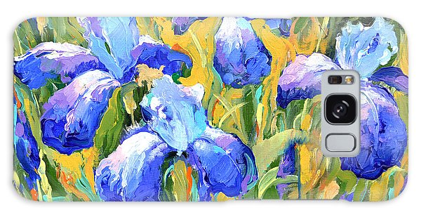 Irises Galaxy Case by Dmitry Spiros