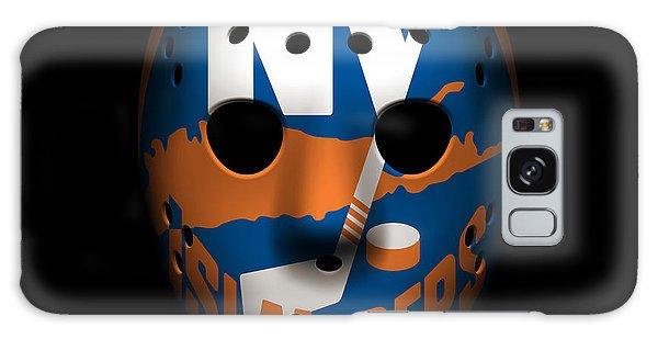 Islanders Galaxy Case - Islanders Goalie Mask by Joe Hamilton