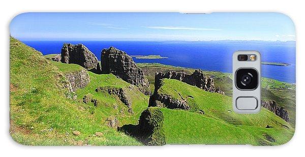 Isle Of Skye Scotland Galaxy Case
