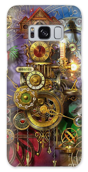 Gypsy Galaxy Case - It's About Time by Ciro Marchetti