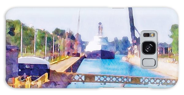 Jacknife Bridge 2 Galaxy Case