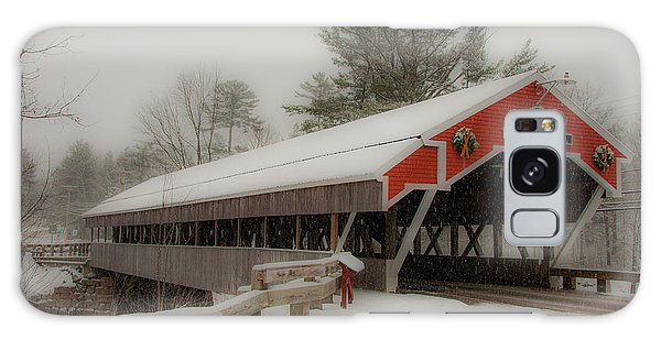 Jackson Nh Covered Bridge Galaxy Case