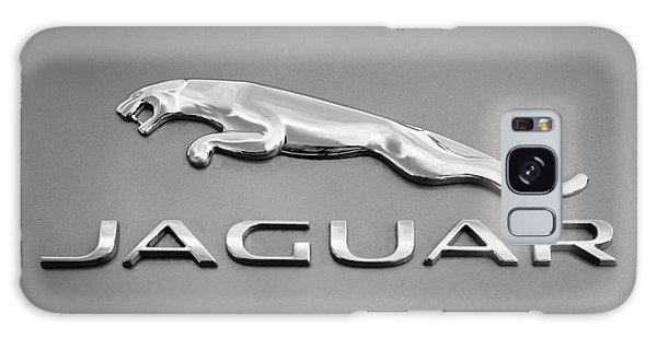 Jaguar F Type Emblem Galaxy Case