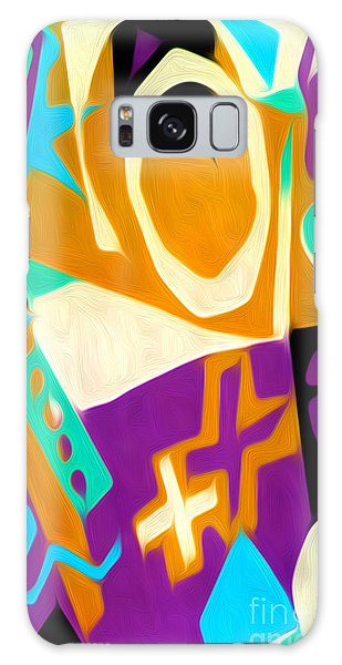 Jazz Art - 01 Galaxy Case by Gregory Dyer