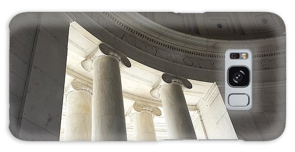 Jefferson Memorial Architecture Galaxy Case