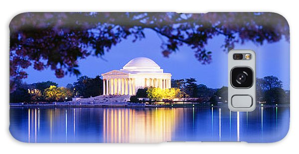 Jefferson Memorial, Washington Dc Galaxy Case