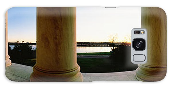 Jefferson Memorial Washington Dc Usa Galaxy Case