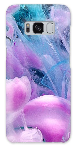 Jellyfish Dreams Galaxy Case