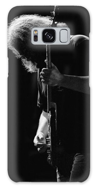 Rock And Roll Galaxy Case - Jerry Sillow by Ben Upham