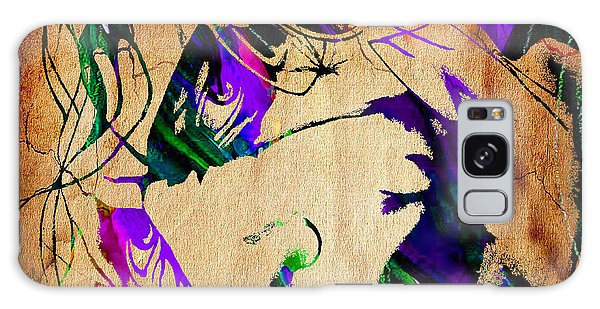 Joker Collection Galaxy Case by Marvin Blaine