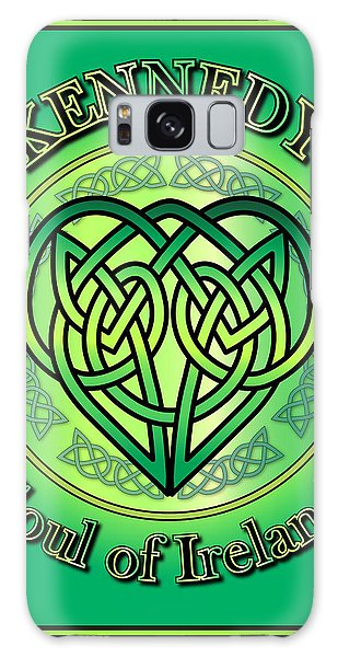 Kennedy Soul Of Ireland Galaxy Case