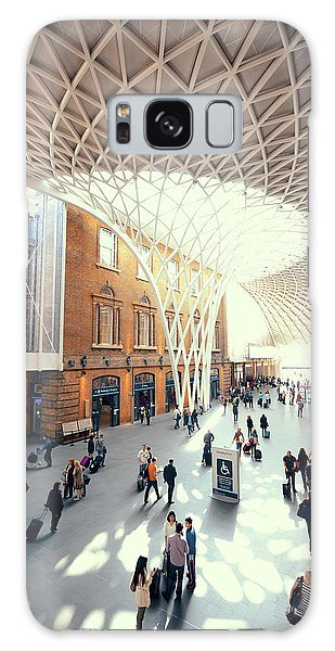 Kings Cross Station London Galaxy Case
