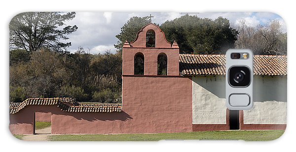 La Purisima Mission In Lompoc Galaxy Case by Carol M Highsmith