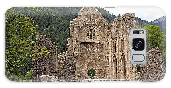 L'abbaye De Saint-jean-d'aulps Galaxy Case