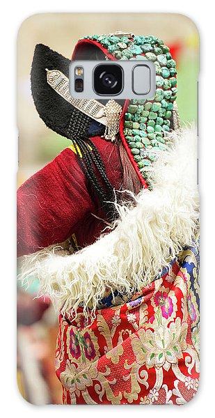 Ladakh, India Married Ladakhi Women Galaxy Case