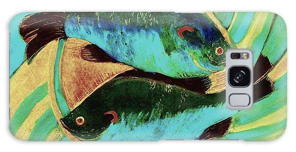 Lake Martin  Fish Galaxy Case