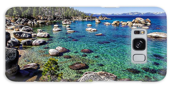 Lake Tahoe Waterscape Galaxy Case
