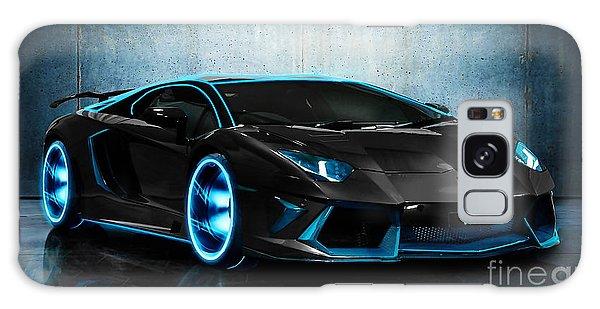 Lamborghini Galaxy Case