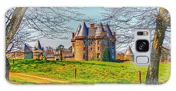 Chateau De Landale Galaxy Case by Elf Evans