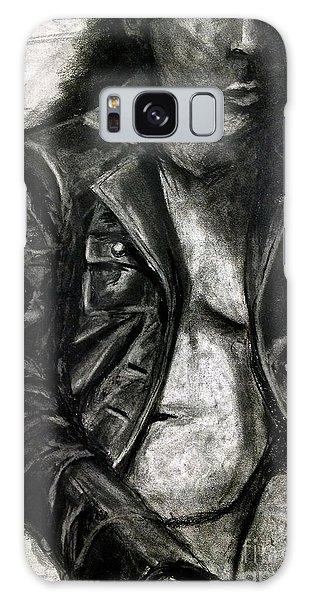 Leather Jacket Galaxy Case