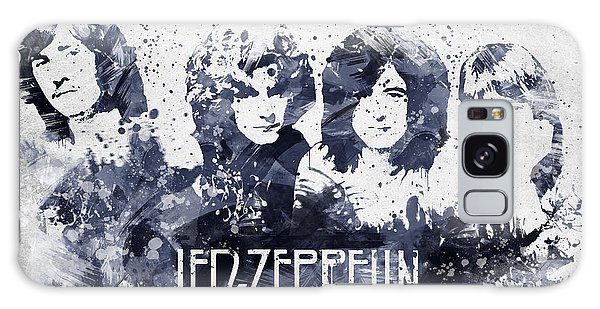 Led Zeppelin Portrait Galaxy Case