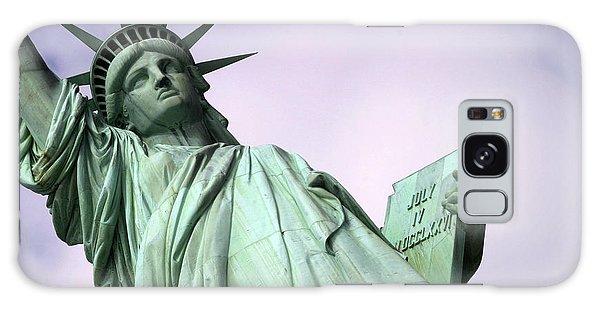 Liberty Lady Galaxy Case