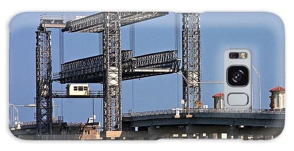 Liftbridge For Boat Traffic Galaxy Case