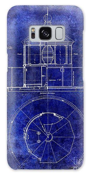 Blueprint Galaxy Case - Lighthouse Lantern Lense Order Blueprint  by Jon Neidert