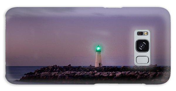 Lighthouse Santa Cruz Galaxy Case