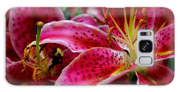 Lily Bee Galaxy Case