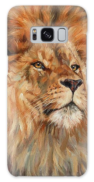 Lion Galaxy Case