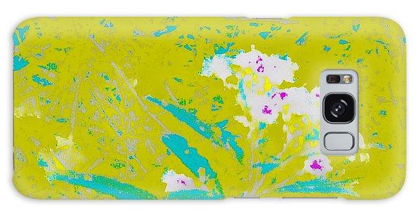 Little Flowers Galaxy Case
