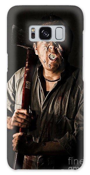 Voodoo Galaxy Case - Living Dead Killer Zombie by Jorgo Photography - Wall Art Gallery