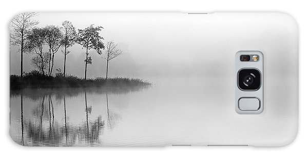 Loch Ard Trees In The Mist Galaxy Case