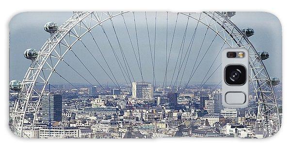 London Eye Galaxy Case - London Eye by Skyscan/science Photo Library