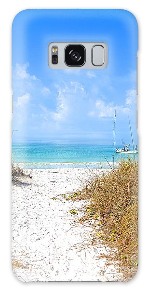 Anna Maria Island Escape Galaxy Case by Margie Amberge