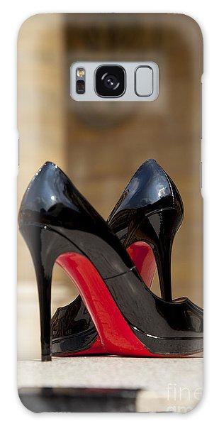 Louboutin Heels Galaxy Case by Brian Jannsen