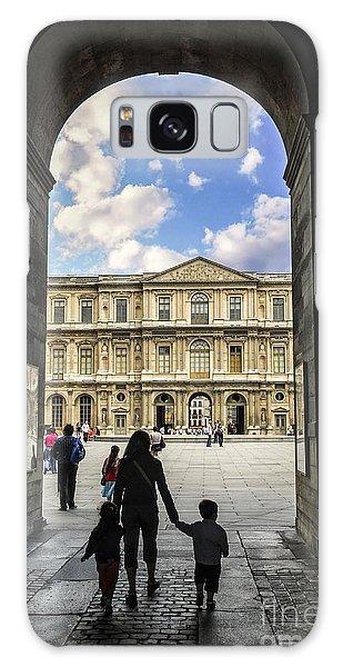 Louvre Galaxy Case