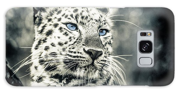 Galaxy Case featuring the photograph Love Panther by Stwayne Keubrick