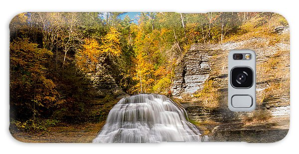 Lower Treman Falls Galaxy Case