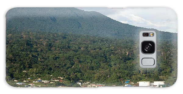 Luba On Island Of Bioko In Equatorial Guinea Galaxy Case by Gregory Daley  PPSA