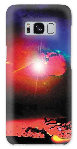 Luminous Vibrate Galaxy Case