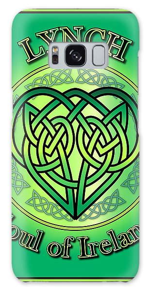 Lynch Soul Of Ireland Galaxy Case