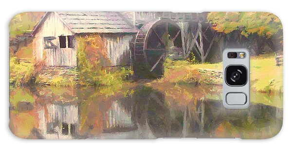 Mabry Mill Galaxy Case