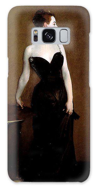Madame X Galaxy Case by John Singer Sargent