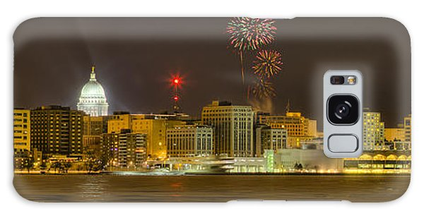 Madison New Years Eve Galaxy Case