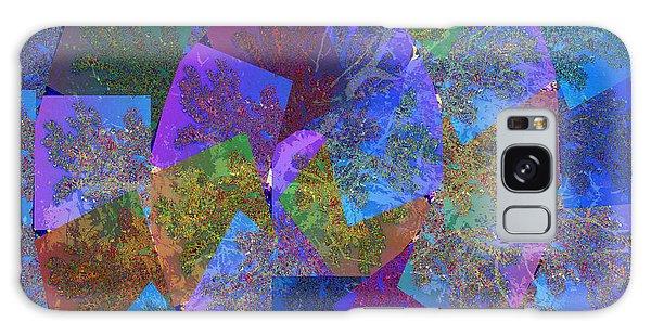 Magic Marbles Marvellous Colorful Pattern Spiral Sparkle Wonderland Kidsroom School Nursary Daycare  Galaxy Case